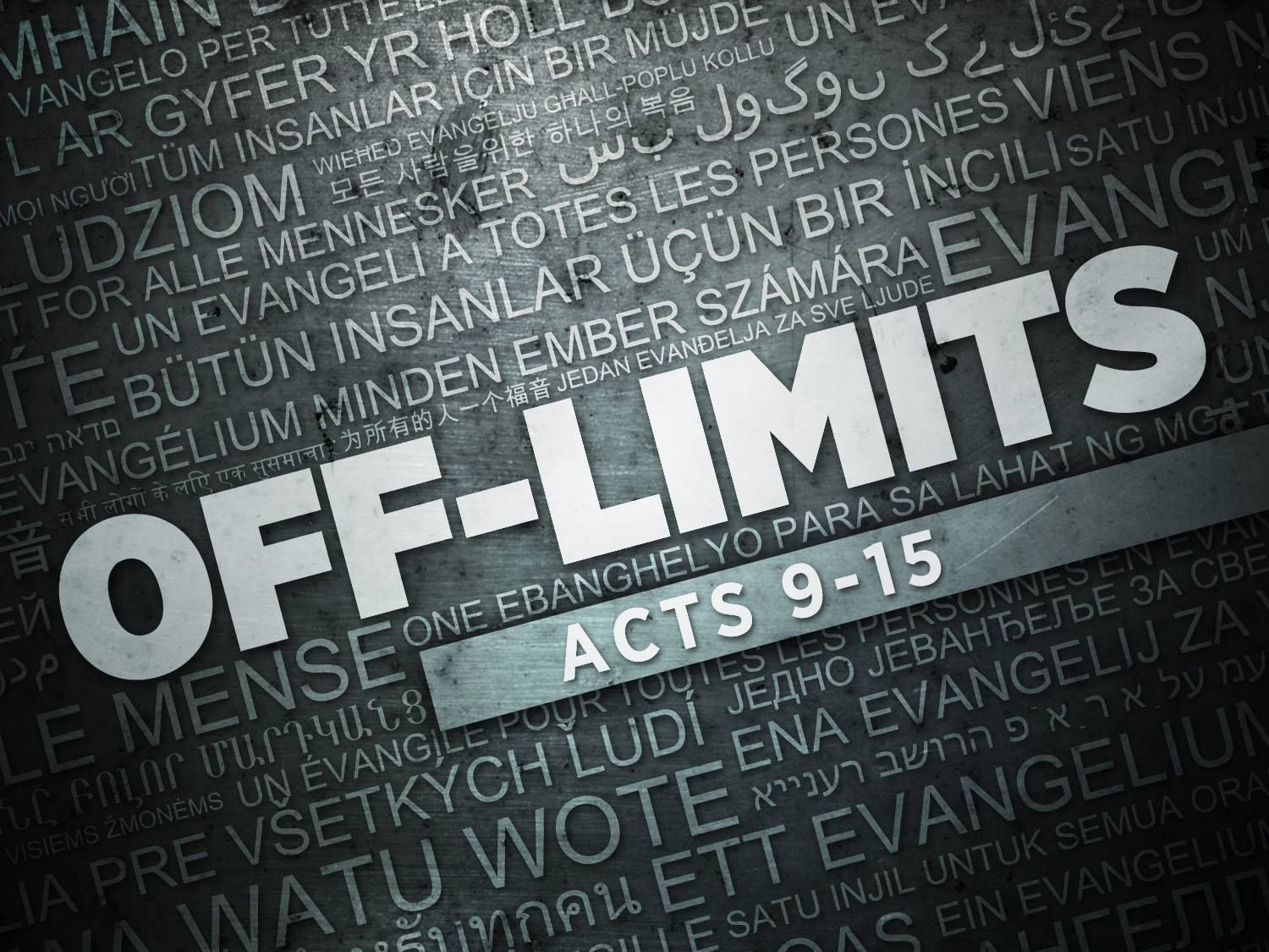 Our Current Sermon Series!
